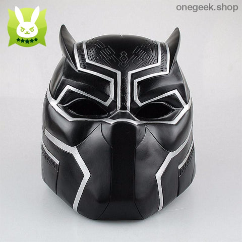 Black Panther Helmet - Captain America: Civil War Cosplay - helmet