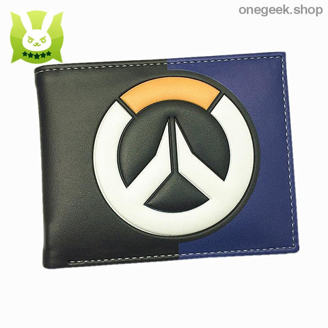 Blizzard Game Overwatch/Tokyo Ghoul Wallets - wallet