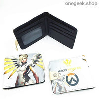 Blizzard Game Overwatch/Tokyo Ghoul Wallets - Overwatch 003 - wallet