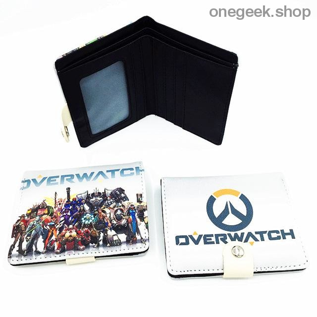 Blizzard Game Overwatch/Tokyo Ghoul Wallets - Overwatch 006 - wallet