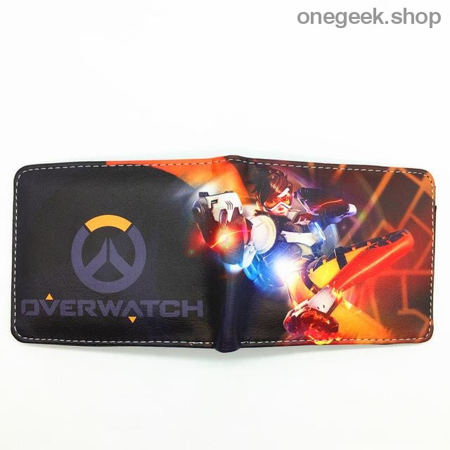 Blizzard Game Overwatch/Tokyo Ghoul Wallets - Overwatch 008 - wallet