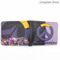 Blizzard Game Overwatch/Tokyo Ghoul Wallets - Overwatch 010 - wallet
