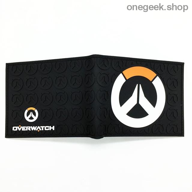 Blizzard Game Overwatch/Tokyo Ghoul Wallets - Overwatch 011 - wallet