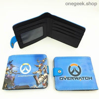 Blizzard Game Overwatch/Tokyo Ghoul Wallets - Overwatch 012 - wallet