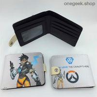 Blizzard Game Overwatch/Tokyo Ghoul Wallets - Overwatch 013 - wallet
