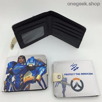 Blizzard Game Overwatch/Tokyo Ghoul Wallets - Overwatch 014 - wallet