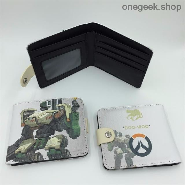 Blizzard Game Overwatch/Tokyo Ghoul Wallets - Overwatch 015 - wallet