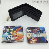 Blizzard Game Overwatch/Tokyo Ghoul Wallets - Overwatch 017 - wallet