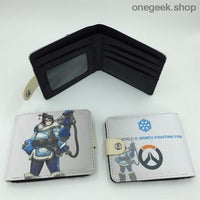 Blizzard Game Overwatch/Tokyo Ghoul Wallets - Overwatch 018 - wallet