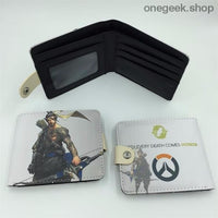 Blizzard Game Overwatch/Tokyo Ghoul Wallets - Overwatch 019 - wallet