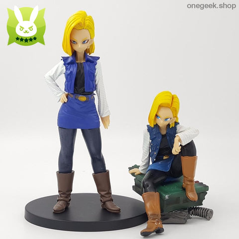 Buy Android 18 Dragon Ball Z - Anime Collectible Statue Best Anime Toys - figure