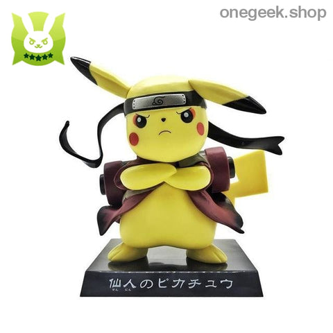 Buy Funny Pikachu Cosplay Naruto Statues Best Anime Toys
