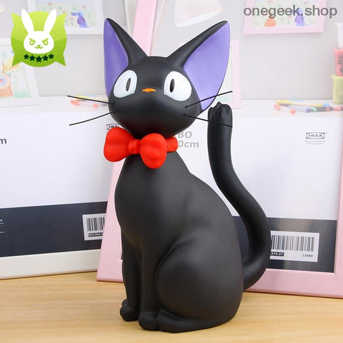 Buy Jiji Piggy Bank - Kikis Delivery Service Studio Ghibli Best Anime Toys - Money Box
