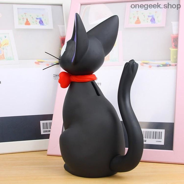a black computer mouse on a table