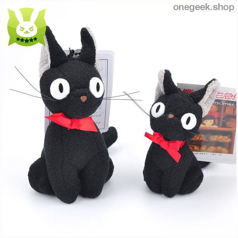 Buy Jiji Soft Toy Black Cat - Kikis Delivery Service Studio Ghibli Best Anime Toys - Plush Toys