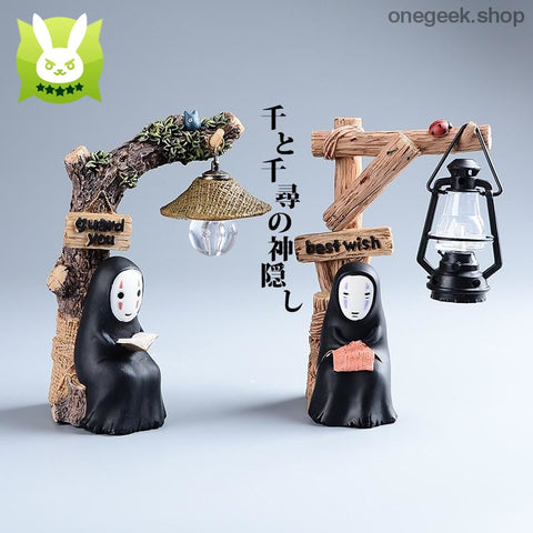 Buy Kaonashi No Face Spirited Away - LED NightLight Figure Best Anime Toys - figure