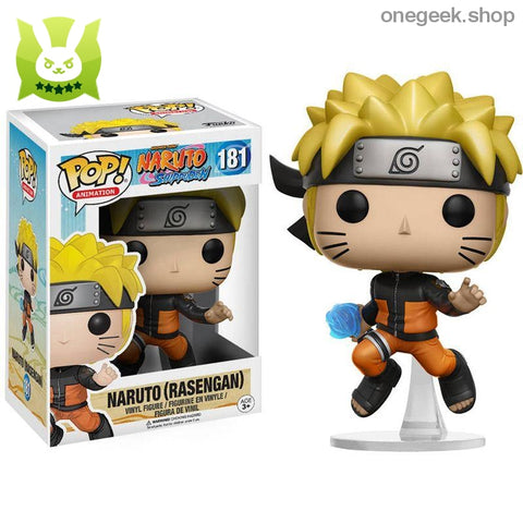 Buy Naruto (Rasengan) Figure Collectible - Official Funko Pop Anime Naruto Shippuden Best Anime Toys - vinyl figures