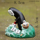 Buy No Face Kaonashi Perpetual Calendar - Spirited Away Studio Ghibli Best Anime Toys - calendar