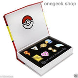 Buy Pokemon Gym Badges: Kanto Johto Hoenn Sinnoh Unova Kalos - 8pcs Set League Region Pins Brooches Best Anime Toys - Hoenn - badge