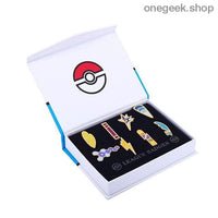 Buy Pokemon Gym Badges: Kanto Johto Hoenn Sinnoh Unova Kalos - 8pcs Set League Region Pins Brooches Best Anime Toys - Unova - badge