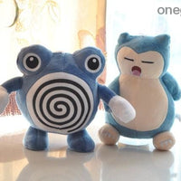 Buy Pokemon Stuffed Animals Toy: Pikachu Bulbasaur Squirtle Charmander Jigglypuff Gengar Snorlax And Poliwhirl - 20 CM Best Anime Toys -