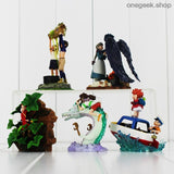 Buy Studio Ghibli Collection Vol.1 and Vol.2 - Classics Movie Scene Figures Model Toys Best Anime Toys - figure