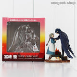 Buy Studio Ghibli Collection Vol.1 and Vol.2 - Classics Movie Scene Figures Model Toys Best Anime Toys - Howls Moving Castle - figure