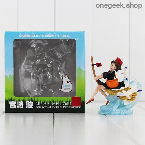 Buy Studio Ghibli Collection Vol.1 and Vol.2 - Classics Movie Scene Figures Model Toys Best Anime Toys - Kikis Delivery Service - figure