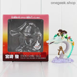 Buy Studio Ghibli Collection Vol.1 and Vol.2 - Classics Movie Scene Figures Model Toys Best Anime Toys - Spirited Away - figure