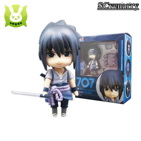Buy Uchiha Sasuke Naruto Shippuden - Nendoroid 707 Action Figures Best Anime Toys - figure