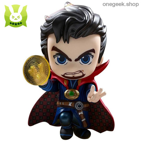 Doctor Strange Marvel Statue - Hot Toys Cosbaby Collectible Figures - figure