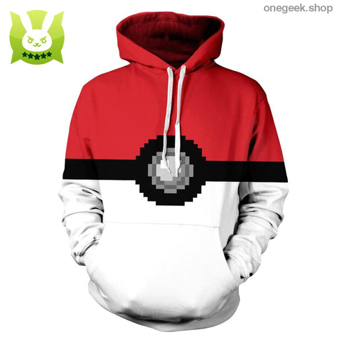 Exclusive Pokemon Go Hoodies - as picture / L