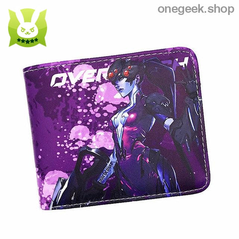 Featuring Amélie Lacroix WIDOWMAKER - wallet