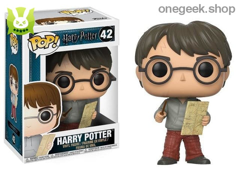 Harry Potter - Official Funko Pop Harry Potter - vinyl figures