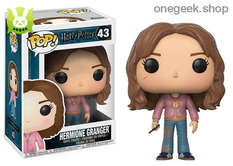 Hermione Granger - Official Funko Pop Harry Potter - vinyl figures