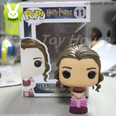 Hermione Jean Granger Figure - New Funko Pop Original Harry Potter - vinyl figures