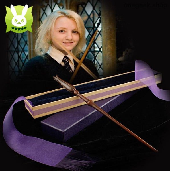 Evanna Lynch sitting on a table