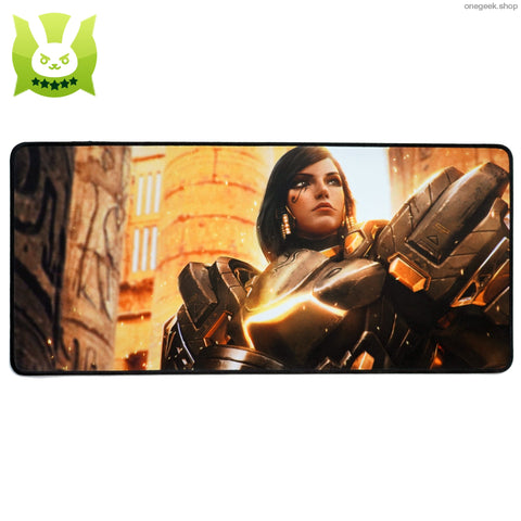 Over watch Extened Mouse pad - mouse pad