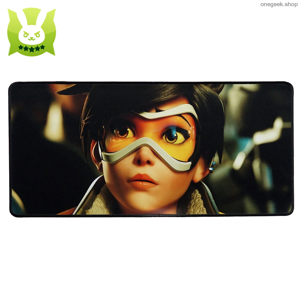 Overwatch Tracer 2 Mouse pad - mouse pad