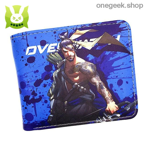 Overwatch Wallet - Hanzo - wallet
