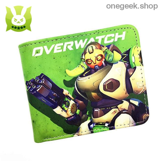 Overwatch Wallet  - ORISA