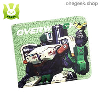 Overwatch Wallet - SST Laboratories Siege Automaton E54 BASTION - wallet