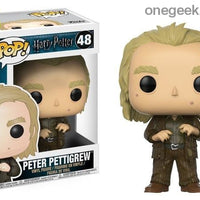 Peter Pettigrew Figure - Official Funko Pop Harry Potter - vinyl figures