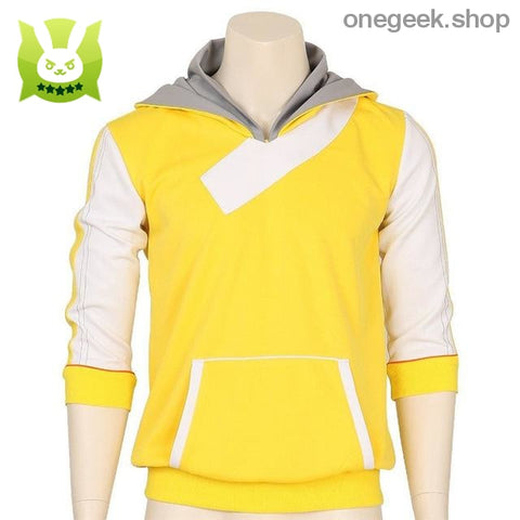 Pokemon Go - Trainer yellow Hoodie - Yellow / L - clothes