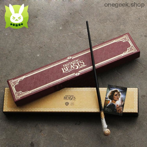 Queenie Goldsteins Collectible Wand - Fantastic Beasts and Where to Find Them - wand