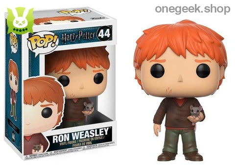Ron Weasley - Official Funko Pop Harry Potter - vinyl figures