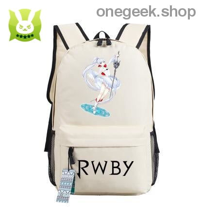 Weiss Schnee - RWBY Merchandise Backpack - backpack