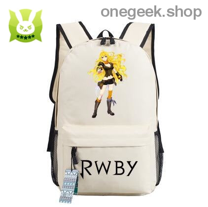 Yang Xiao Long - RWBY Anime Canvas Backpack - backpack