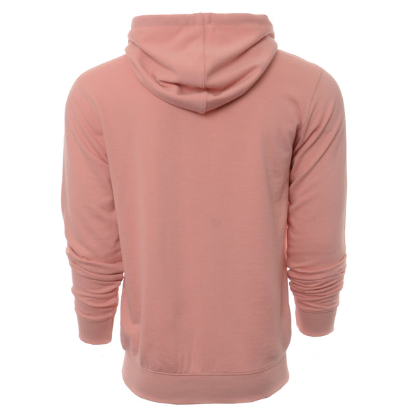 Rawr Lion Premium French Terry Zip-up Hoodie - Salmon