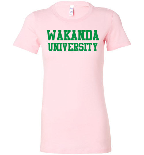 Wakanda Ladies pink
